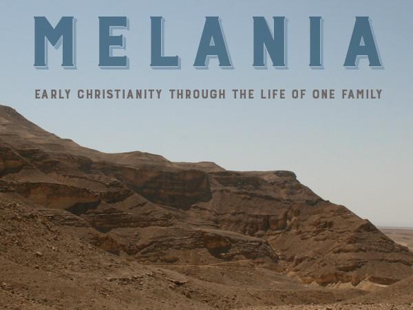 Melania book cover