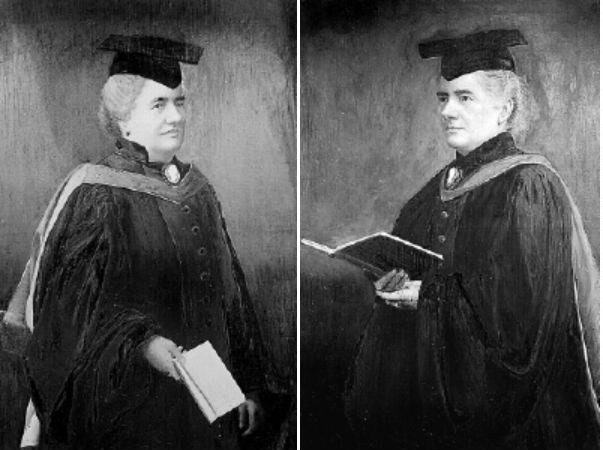 "Dr. Agnes Smith Lewis & Dr. Margaret Dunlop Gibson (the ""Sisters of Sinai"")"