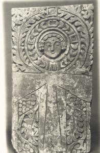 Coptic funerary stela